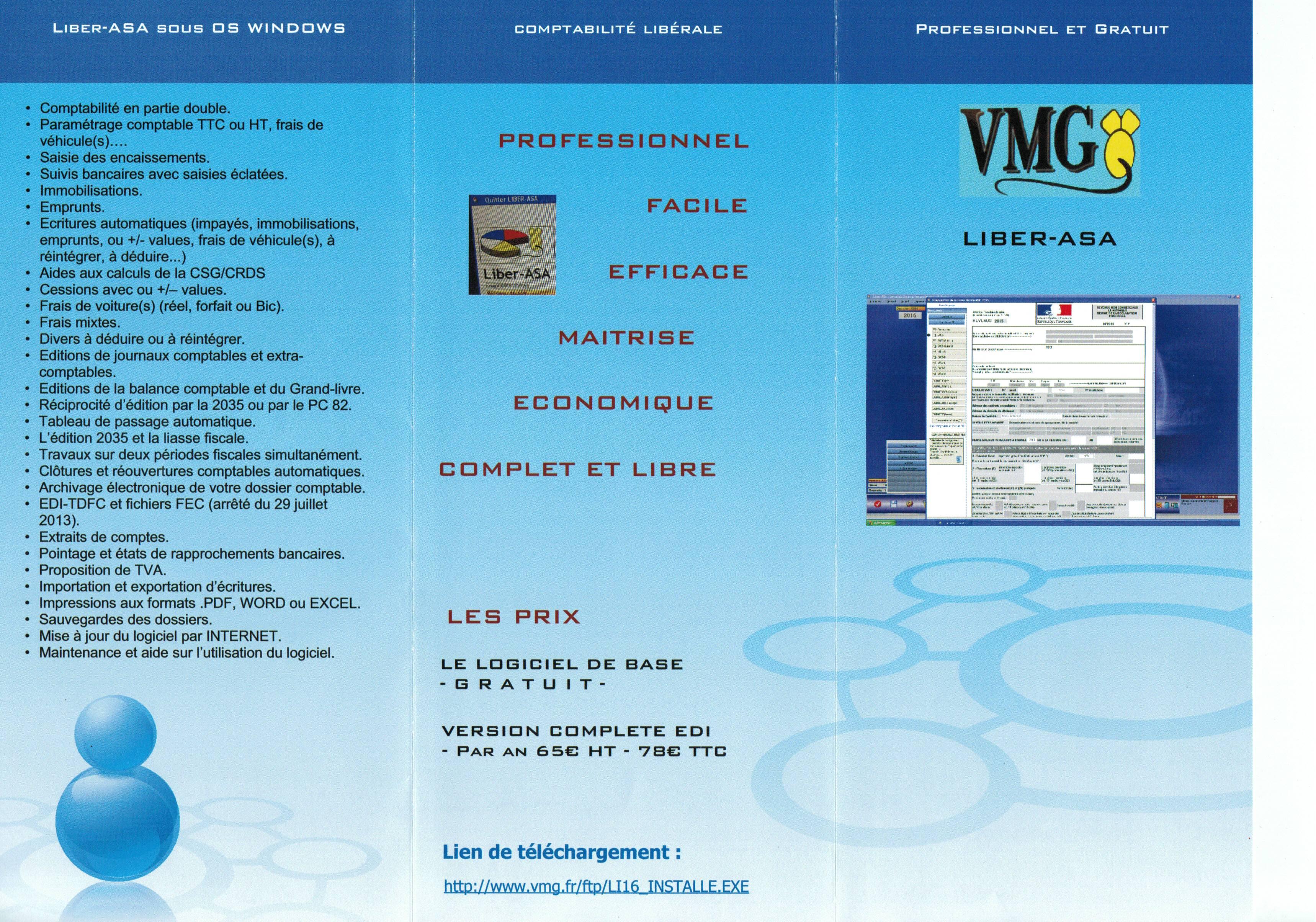 Plaquette Liber-ASA - Verso
